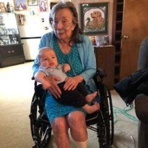 """Ruth E. (nee Hickey) """"Ruthie"""" Brockerman Obituary Photo"""