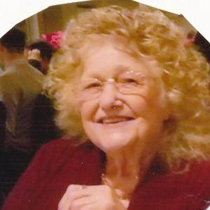 Theresa Victoria Caruso Cimino Obituary Photo