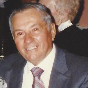 "Mr. Stanley J. ""Pee Wee"" Matula Obituary Photo"