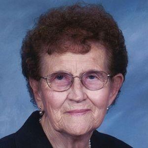 Mrs. Marjorie Fern Pannkuk