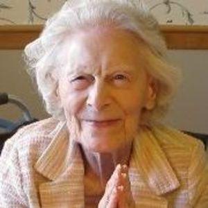 Anna Joyce   Walton Herr Obituary Photo