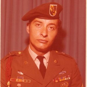 SGM Robert Dale Schrag, US Army Retired Obituary Photo