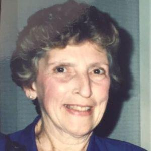 "Helen  K. ""Hun""  McGee Obituary Photo"