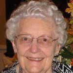 Portrait of Betty Helwig