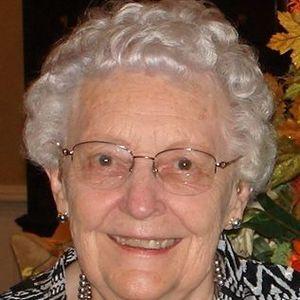 Betty Helwig Obituary Photo