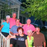 Mary's sister's and brothers..Peg, Jay
