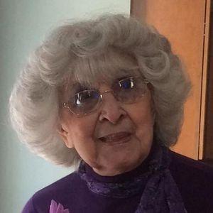 """Grace M. """"Midge"""" (Cecchini) Santarpio Obituary Photo"""