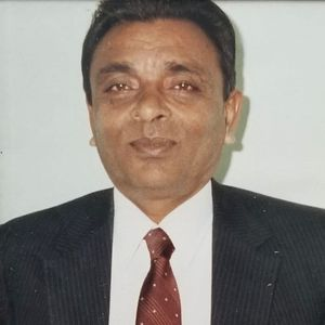Bhikhu Patel Obituary Photo