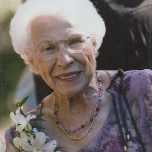 Agnes M. LeFave