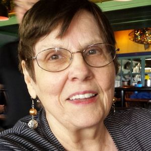 Joann Hill  Goodrick Obituary Photo