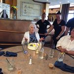 Ma's  86th birthday