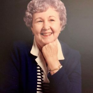 Mrs. Eleanor Louise Clark Obituary Photo