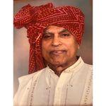 Portrait of Bhanu Naran Vaghela