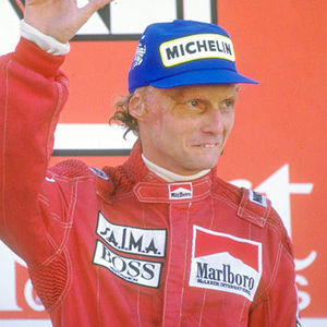 Niki Lauda Obituary Photo