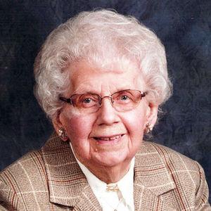 Barbara Louise Johnson Obituary Photo
