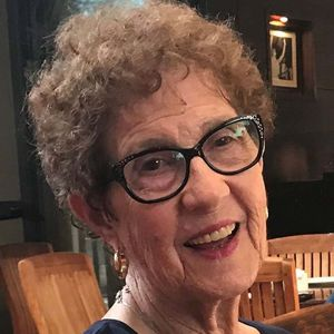 Joan Lee Anderson Shaughnessy Obituary Photo