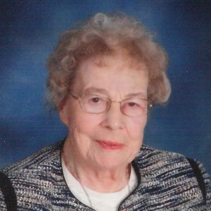 Joan S. Stapf Obituary Photo