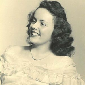 Barbara G. Wofford Obituary Photo