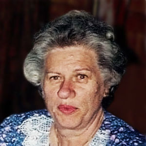 Yvonne Bine Obituary Photo