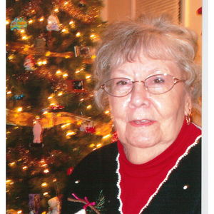 Betty Pollock Obituary Photo
