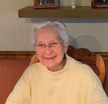 Jane M. Kowalczyk, 92, May  9, 1927 - June  1, 2019, Sugar Grove, Illinois