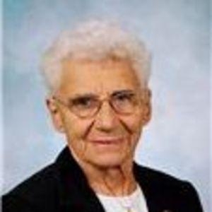 Sr. Elaine Buckley, RSM Obituary Photo