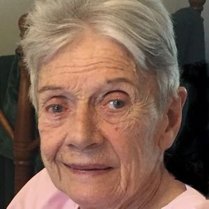 Lydia McCall Obituary Photo