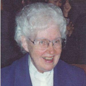 Frances Ruth (deRoos) Baron