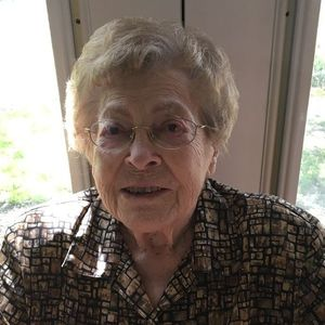 Barbara M. DeMar Obituary Photo