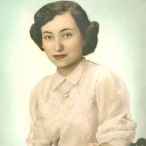 Josefa Ortiz (nee Cintron) Sierra