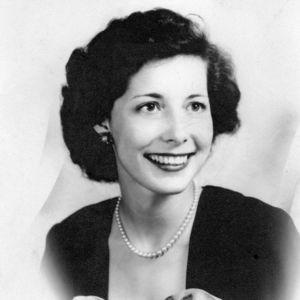 Doris Nell Lewellen Brock