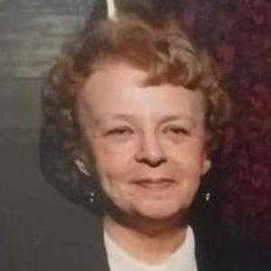 Mary Thelma (O'Brien)  Nicholas Obituary Photo