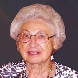 Anne Bura Obituary Photo