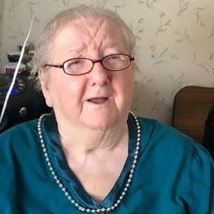 Norma Fleury Obituary Photo