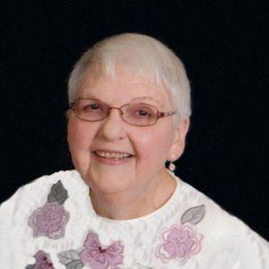 Marcia Helen Brown Hester