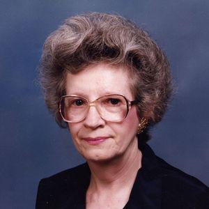 Mary Frances Rome Bradshaw Obituary Photo