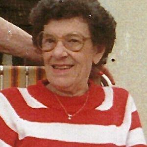 Mrs. Mary Ann Goodner Lane