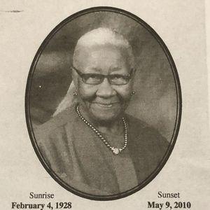 Evangelist Katie Lee Taylor Obituary Photo