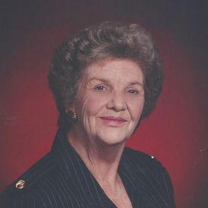 Eula Mae Yewell Hayes