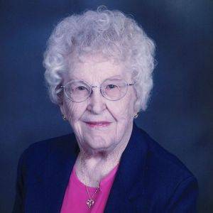 Gladys Marie Walser