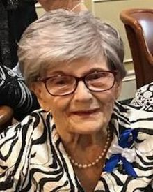 Virginia W.  Gurry, 95, March 21, 1924 - June 30, 2019, The Woodlands, Texas
