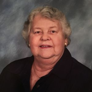 Shirley Driesenga Obituary Photo