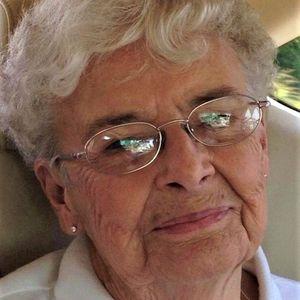 Mary  Evelyn Rhodes Barrett