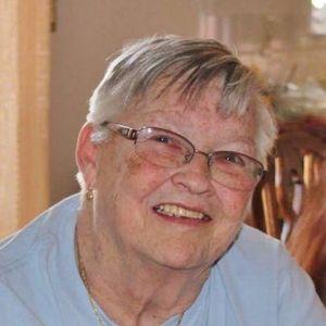 Nancy Jean Evans