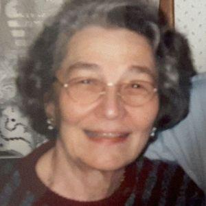 Betty M Conrad Obituary Photo