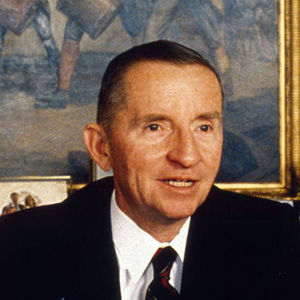 Ross Perot Obituary Photo