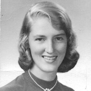 Roberta A. Lugg Obituary Photo