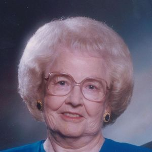 Ruth Bailey Fulbright