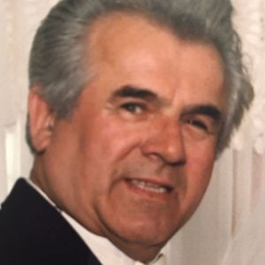 "Tadeusz ""Teddy"" Zych Obituary Photo"