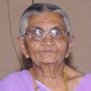 Gangaben Dayalbhai Patel Obituary Photo